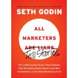 Seth Godin will make you smarter.  Be sure to subscribe to his newsletters as well.